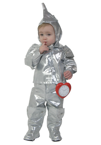 Toddler Tin Man Costume