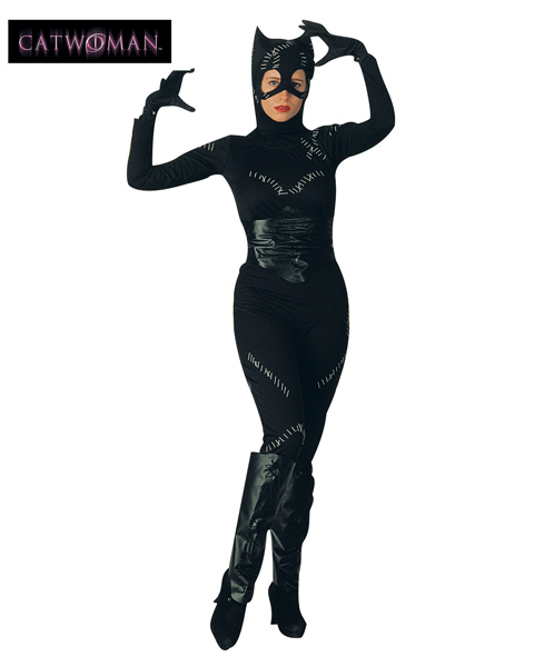 Batmans Catwoman Costume for Women