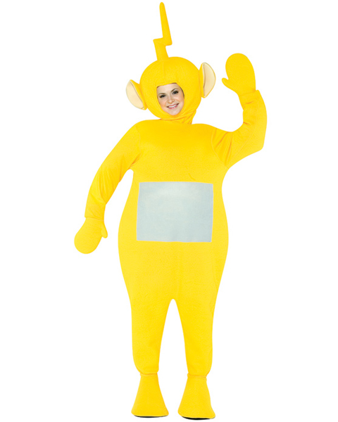Laa-Laa Adult Costume