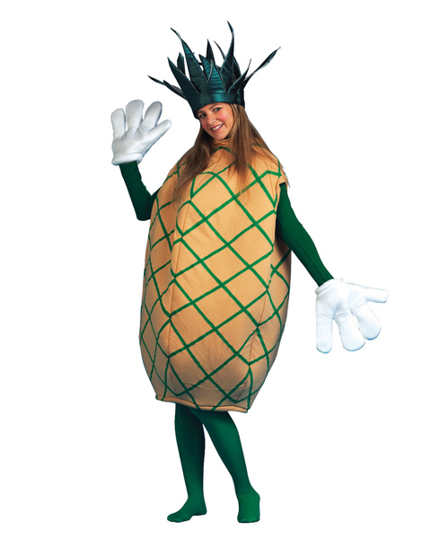 Pinapple Costume for Adults