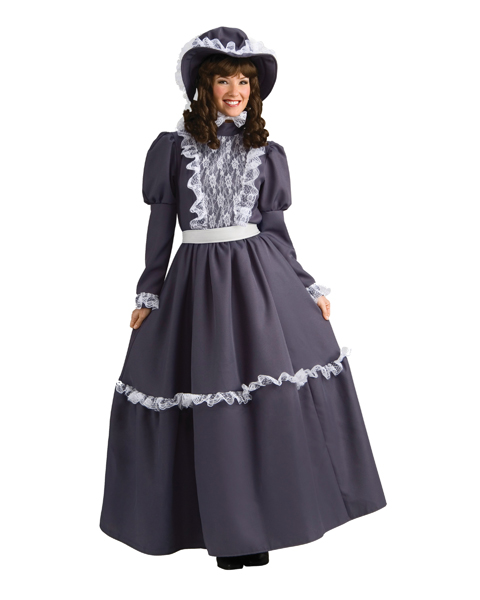 Adult Prairie Lady Costume