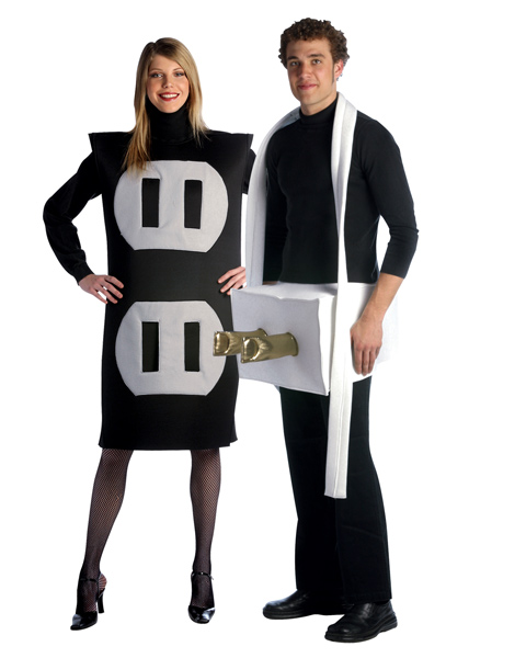 Plug & Socket Adult Costume