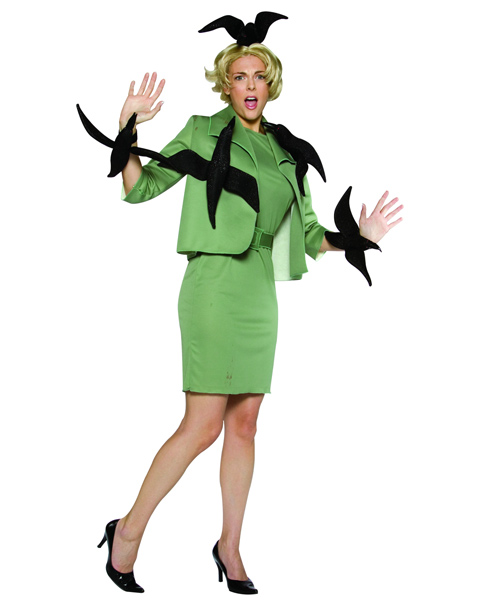 When Birds Attack! Costume for Adult