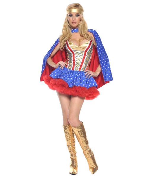 Hero Girl Sexy Womens Costume