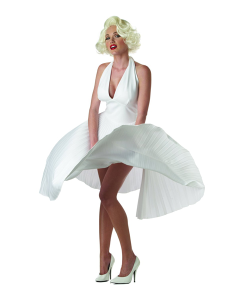Deluxe Adult Marilyn Costume