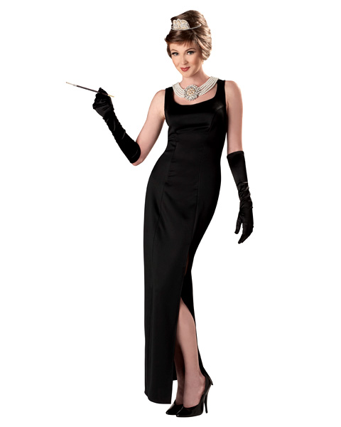 Breakfast At Tiffanys Holly Golightly Womens Costume