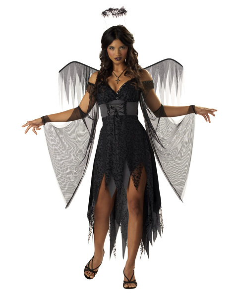 Wicked Angel Womens Costume