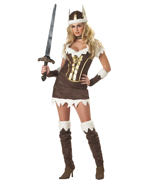 Viking Vixen Costume for Adult