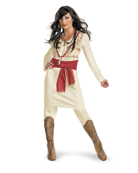 Prince of Persia Tamina Deluxe Womens Costume