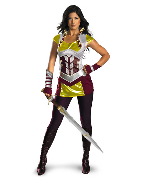 Deluxe Thor Movie Sif Womens Costume