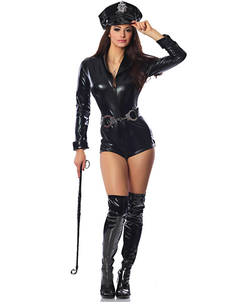 Officer Tough Love Sexy Womens Police Costume