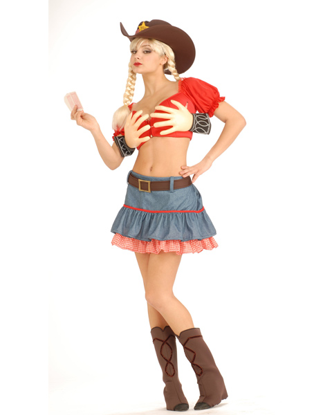 Adult Texas Hold Em Costume