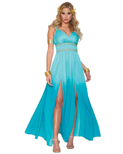 Aphrodite Womens Costume