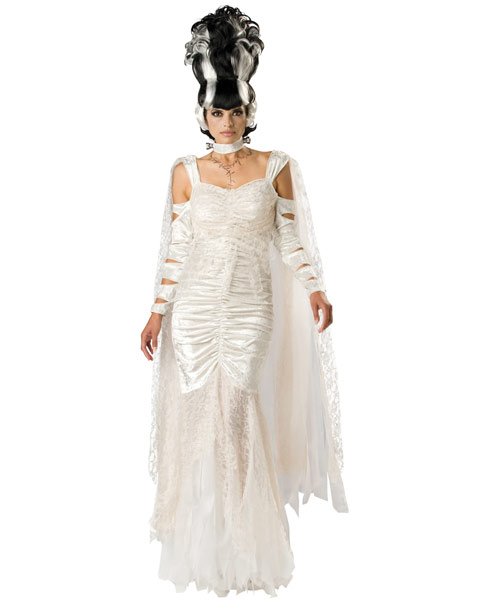Monster Bride Womens Costume