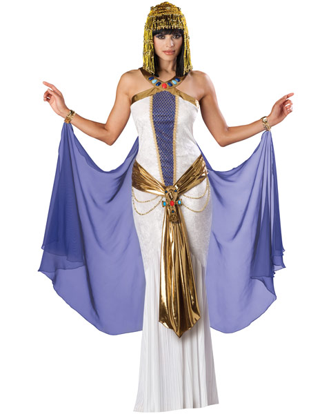Jewel of The Nile Womens Costume