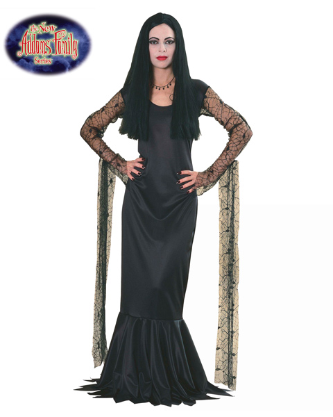 Adult Morticia from the Addams Family Costume