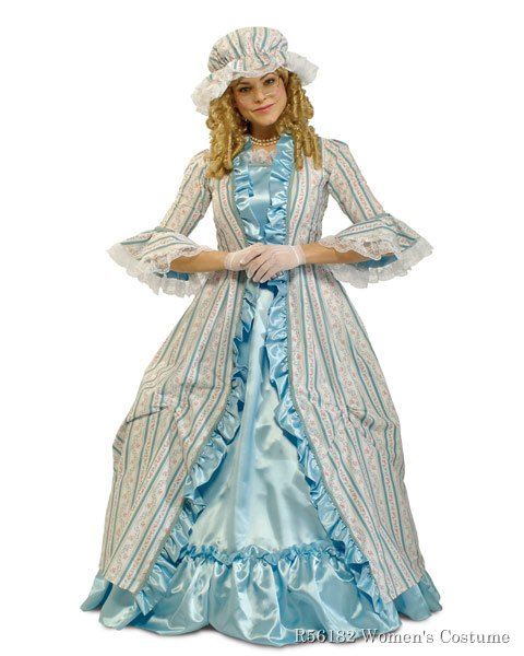 Martha Washington Womens Costume