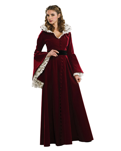 Gone With The Wind Scarlet O'Hara Nightgown Womens Costume