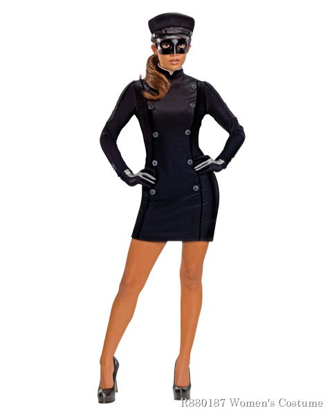 Womens The Green Hornet Kato Sexy Costume