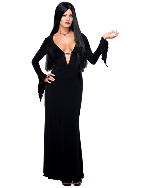 The Addams Family Morticia for Adult