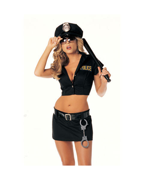 Adult Ms. Police