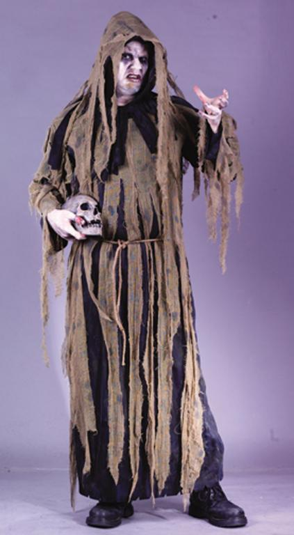 Zombie Robe Gauze Adult Costume