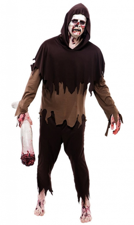 Rotten Flesh Adult Costume Small